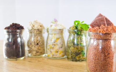 5 Best Homemade Body Scrubs