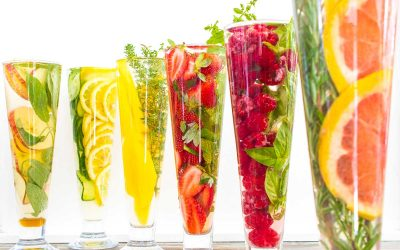 Detox Water Facts and Recipes