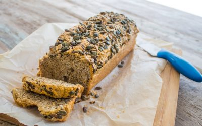 The Very Best Healthy Bread Recipe