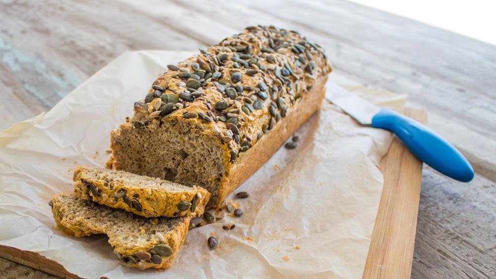 healthy gluten-free bread