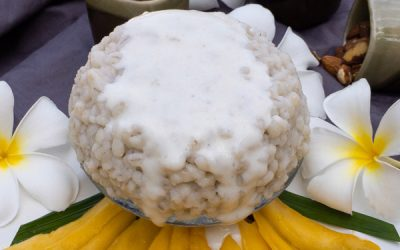 Mango With Sticky Rice Recipe